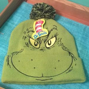 Dr. Seuss-The Grinch that Stole Christmas hat
